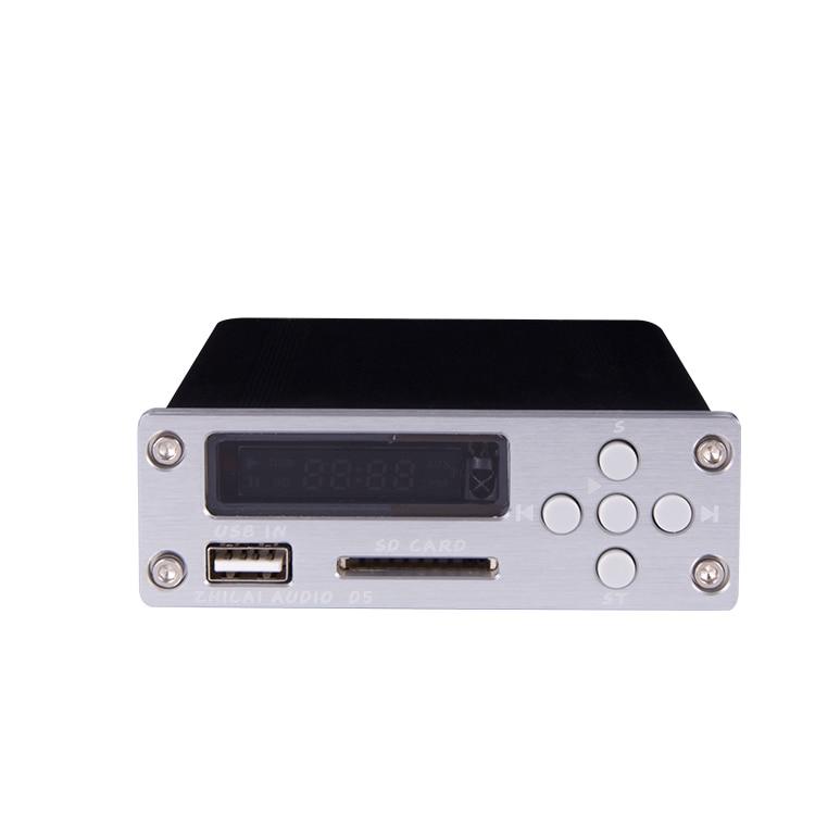 Mini 6J1 Pre-Amplifier Stereo Preamp USB DAC Audio HiFi Lossless Music Player