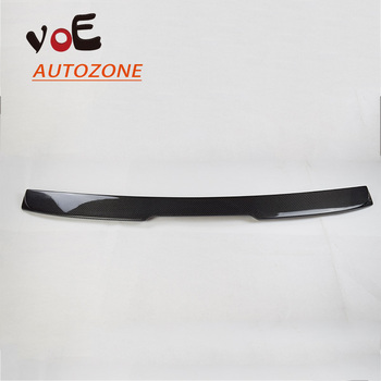 2004 2005 2006 2007 2008 2009 E60 Carbon Fiber AC Style Rear Roof Spoiler for BMW E60 5 Series