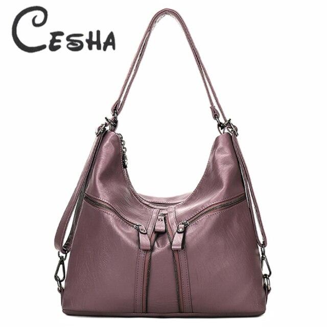 2018 Fashion Half Moon Style Women s Handbag Multi-function Zipper Design  Shopping Tote Bag High 0ae4a6f9a9