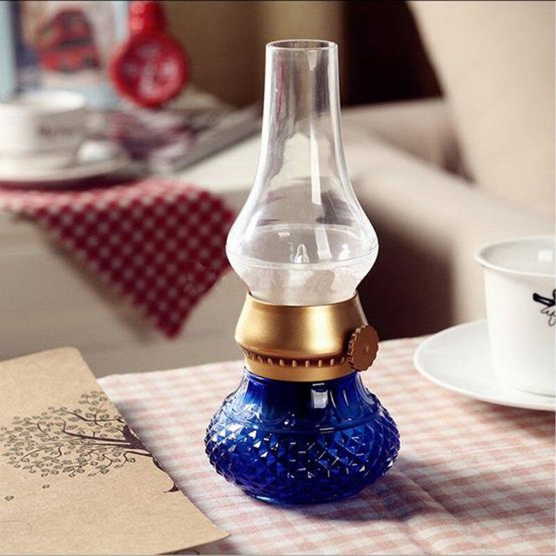 Portable luminaire retro/antique/vintage blowing control LED desk/table lamp,  rechargeable desk light - Online Get Cheap Portable Luminaire Desk Lamps -Aliexpress.com