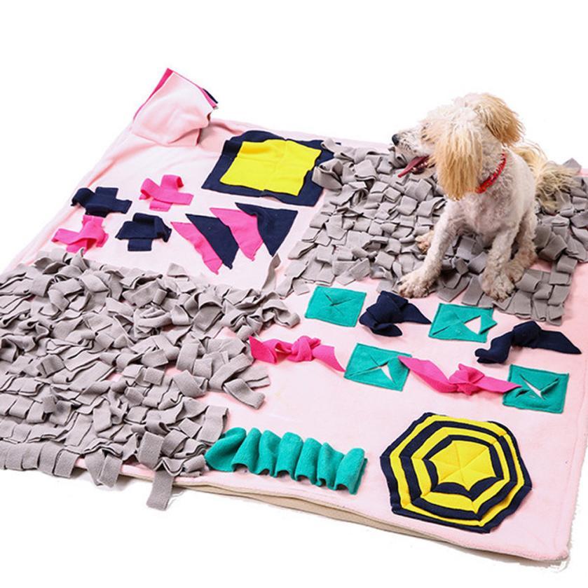 Couverture pour chien chat chiot doux chaud lit tapis Pad chenil coussin cache-cache chien fournitures Dieren Benodigheden Hond