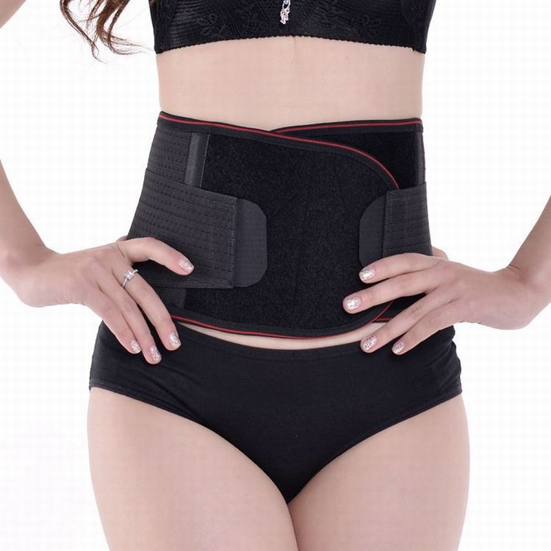 Slimming Waist Belts Sports Safety Shaper Slimming Body Training Corsets Yoga Fitness Postpartum Recovery HW165