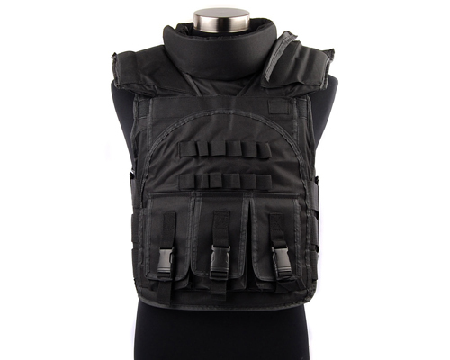 Airsoft Military Airsoft Wargame Paintball Combat Tactical Body Armor Vest High Quality Nylon Vest For Hunting Shooting CS Tan airsoft adults cs field game skeleton warrior skull paintball mask