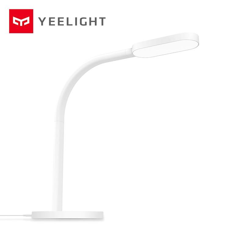 Original Xiaomi Yeelight Mijia LED Schreibtisch Lampe Smart Klapp Touch Lesen Tisch Lampe Helligkeit Lichter YLTD01YL/YLTD02YL
