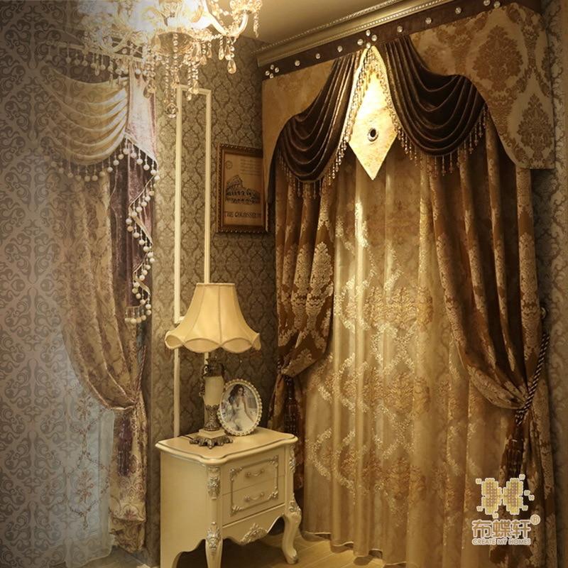 Cameră de înaltă calitate cu două etaje Jacquard întunecată - Textile de uz casnic