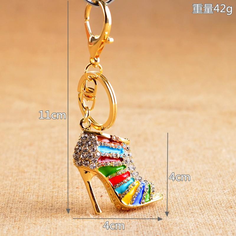 high heel shoes Keychain7