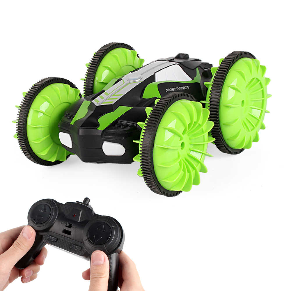 LH-C013 2.4GHz Remote Control RC Car Waterproof Off Road Racing Climbing RC Car Amphibious 4WD Remote Control Toys RC Cars