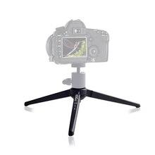 KT 30 מתכת מייצב למצלמת DSLR חצובה מיני שולחן עבודה מחזיק נייד