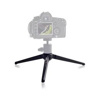 Image 1 - KT 30 Metal Desktop Mini Tripod Portable Holder Stabilizer for DSLR Camera