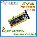 Genuino original c11p1322 padfone x batteria baterías akku batería para asus padfone s alta calidad
