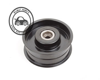 Panduan Pulley Alternator Belt Idler Pulley Sabuk Tightener untuk Mercedes Benz W251 R280 R300 R320 R350 R500 R400 R63