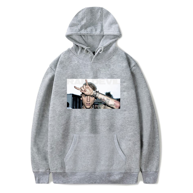 MACHINE GUN KELLY THEMED HOODIE (12 VARIAN)