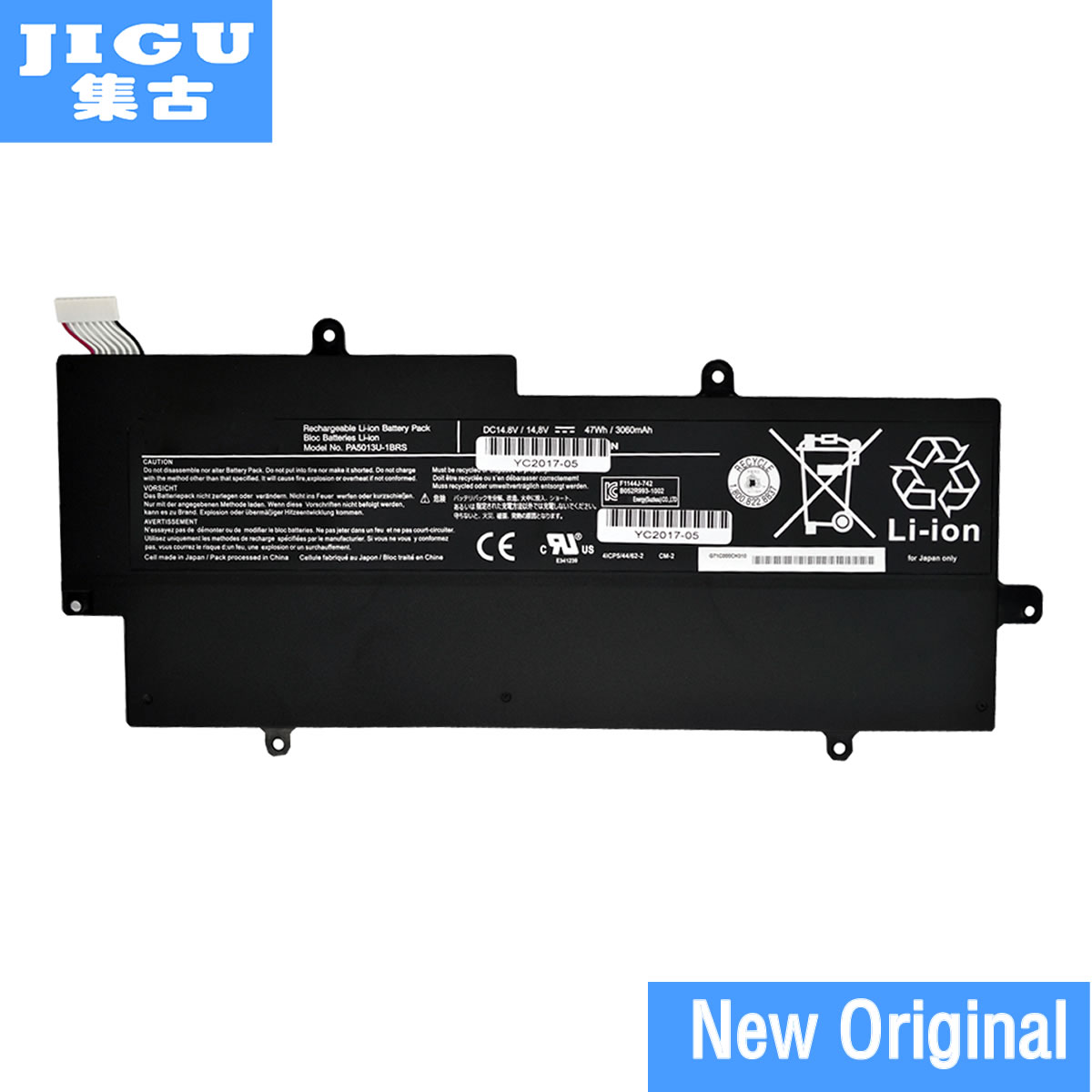 JIGU Batterie D'ordinateur Portable PA5013U-1BRS POUR TOSHIBA Pour Portege Z830 Z835 Série Z930 Z935 Z930-K01S Z930-K08S