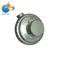 Propane Table Top Regulator With A 1 20 Female Throwaway Convert To 716 24UNF Thread For