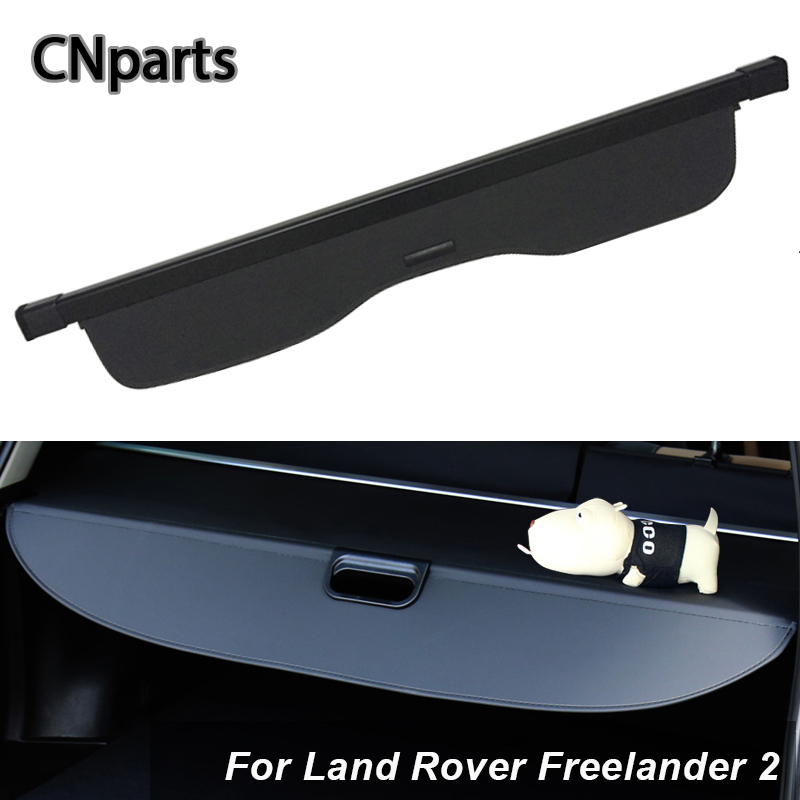 For Land Rover Freelander 2 LR2 Rear Trunk Cargo Cover Security Shield Shade