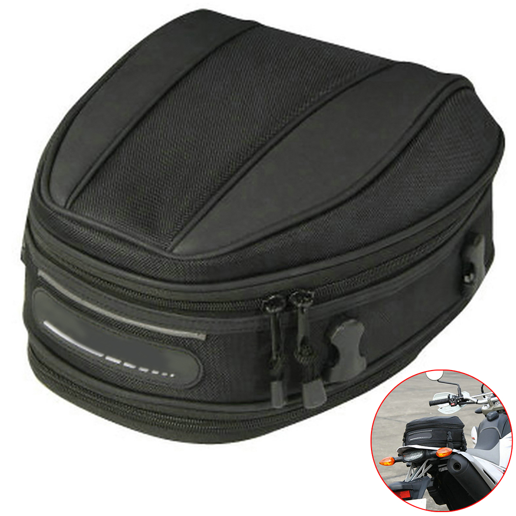 Motorcycle Bag Waterproof Multi purpose Tail Bag Trunk Bag for Motorcycle