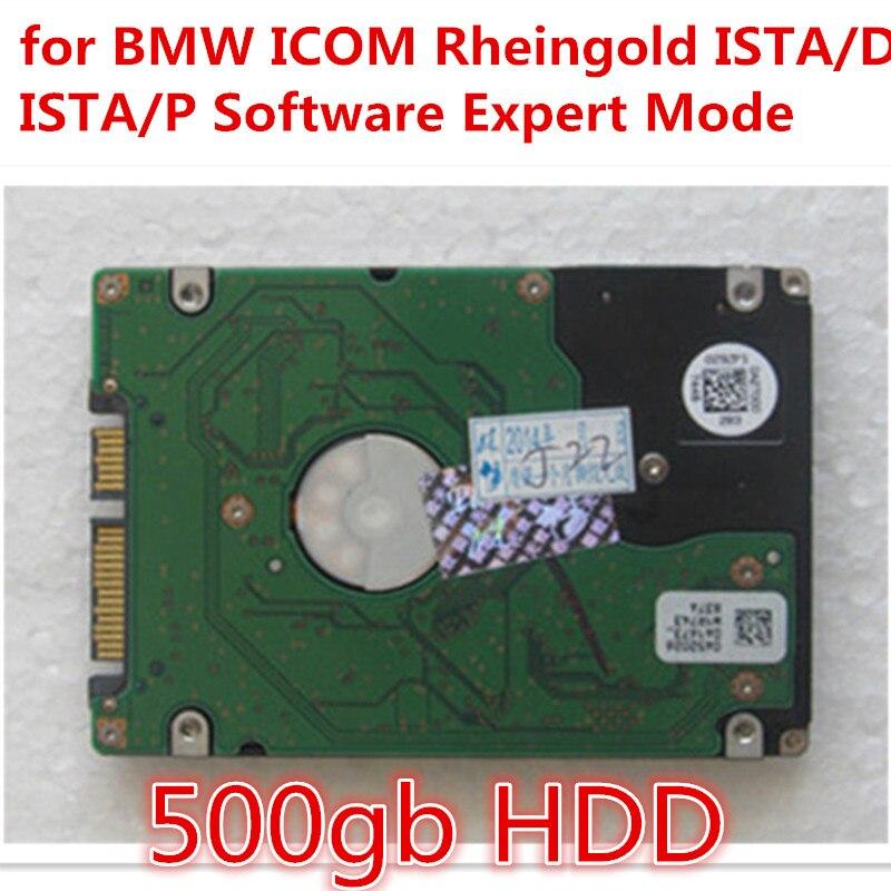 Цена за Бесплатная доставка DHL 2017 ISTA-D 4.05.32 ISTA-P 3.61.5 для программного обеспечения BMW ICOM HDD multi-язык с инженерами программирования