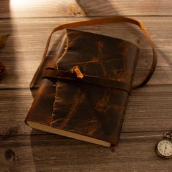 Ręcznie robiony zeszyt podróżnika czarne prawdziwa skóry skóra bydlęca pamiętnik vintage gruby caderno szkicownik a5 planner