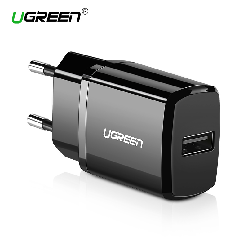 Ugreen 10.5 W Smart Mobile Phone Charger for iPhone Samsung Xiaomi