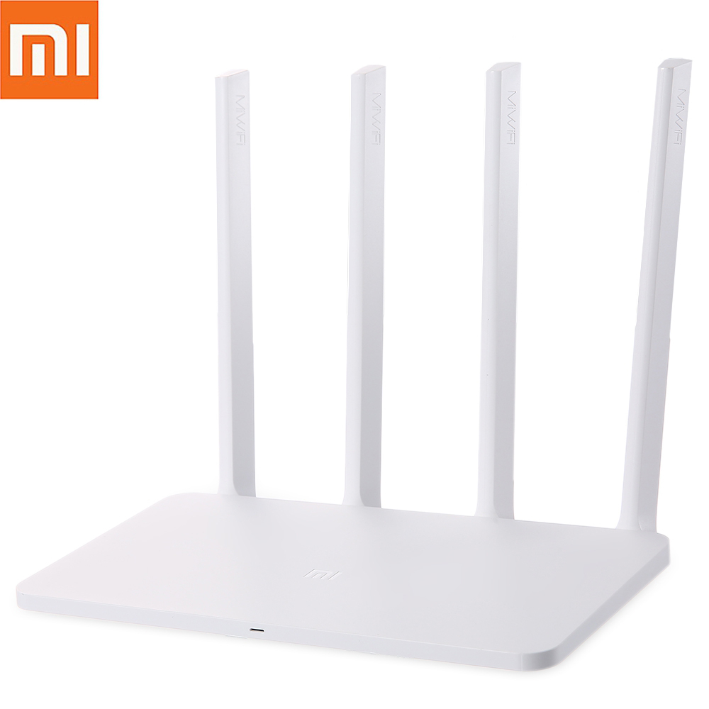 Original Xiaomi Router 3 C 3C Wireless Routers Mi Wifi Repeater 300Mbps 2 4GHz 16MB ROM