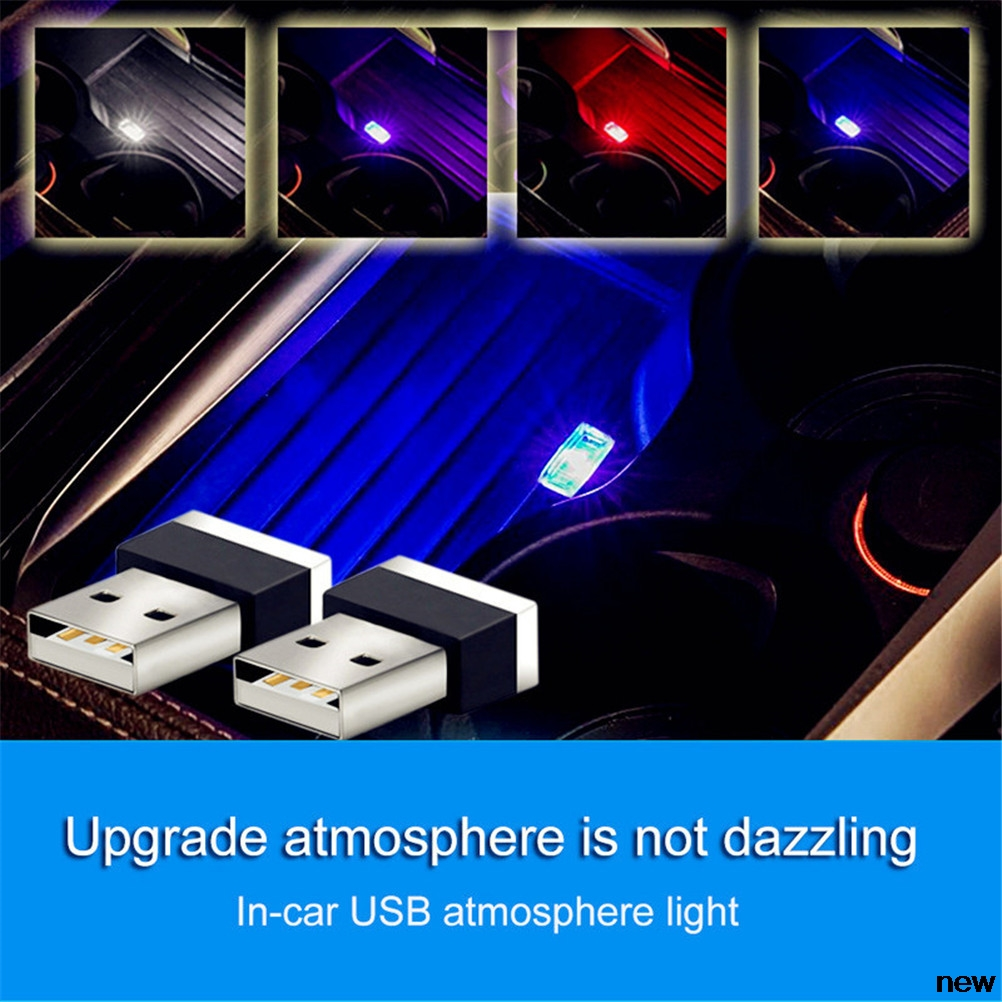 Intellective Car Styling Usb Atmosphere Light Plug Decor Lamp For Chevy Silverado 1500 2500 3500 Cruze Lanyard Malibu Equinox Van Back To Search Resultshome