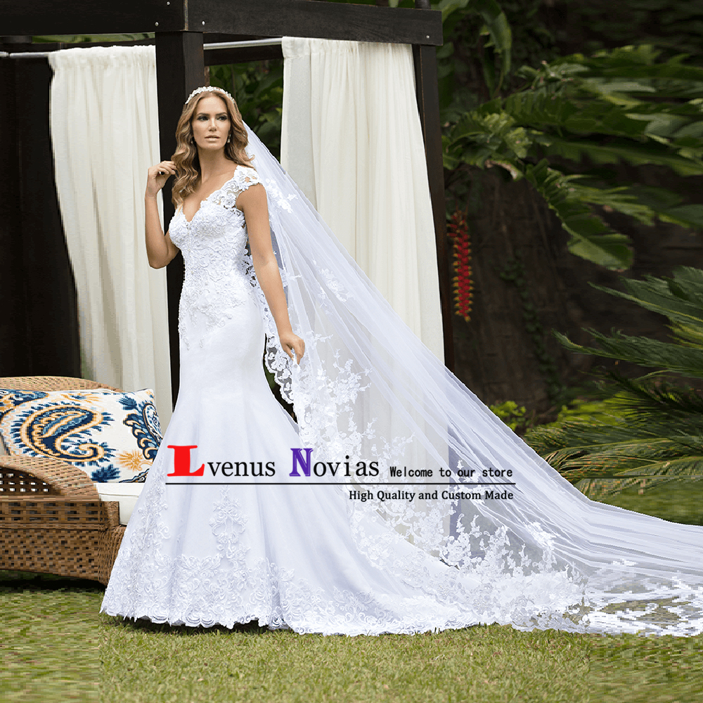 Robe De Mariage Elegant Boho Wedding Dresses Bridal