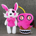 2016 New Kids Plush Toys Five Nights At Freddy's Plush Animal Dolls FNaF World Freddy Fazbear Bear Fox Rabbit