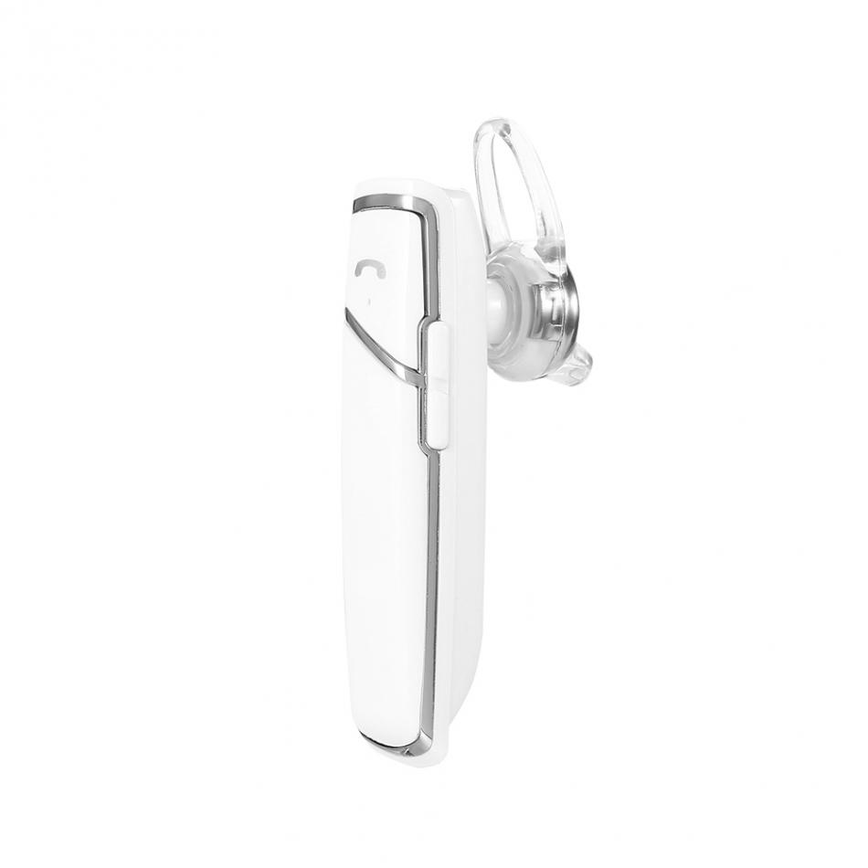 Wireless Bluetooth 4.1 Headphone In-Ear Car Earphone Fast Charging Long Standby Headset White майка print bar инь янь