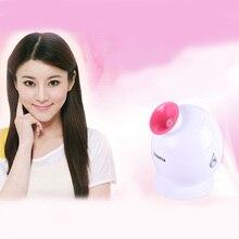 Ion nano spray instrument beauty instrument Mini QQ Whitening&Moisturizing Face Steamer