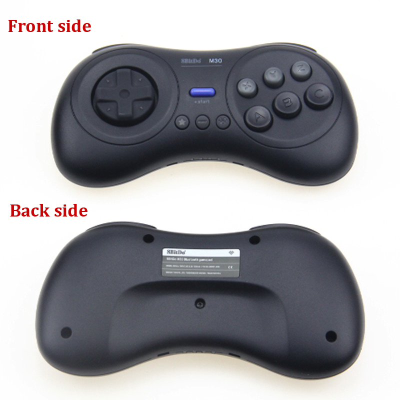Bluetooth-геймпад для смартфона Xiaomi 8BitDo M30, для Sega Genesis Mega Drive Style, для Nintendo Switch, macOS, Android