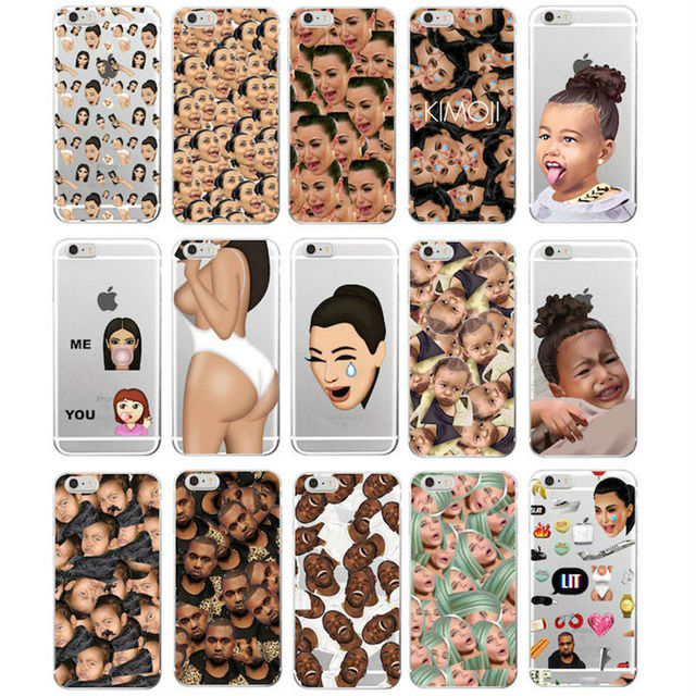 coque iphone 7 plus kim kardashian