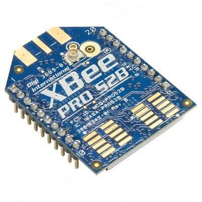 Livraison gratuite rapide pour XBee Pro S2C Compatible remplacer S2B 63 mW UFL antenne Zigbee Module sans fil pour Arduino