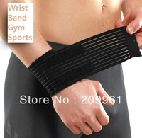 9191 PRO bóng rổ cầu lông Vợt Cổ Tay Điều Chỉnh tay WRISTGUARD hỗ trợ bảo vệ cuff Bracer