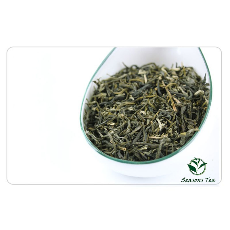 Huangshan Jasmine Green Biluochun Tea Maojian Scented chinese tea for Health Care Weight Loss 200g
