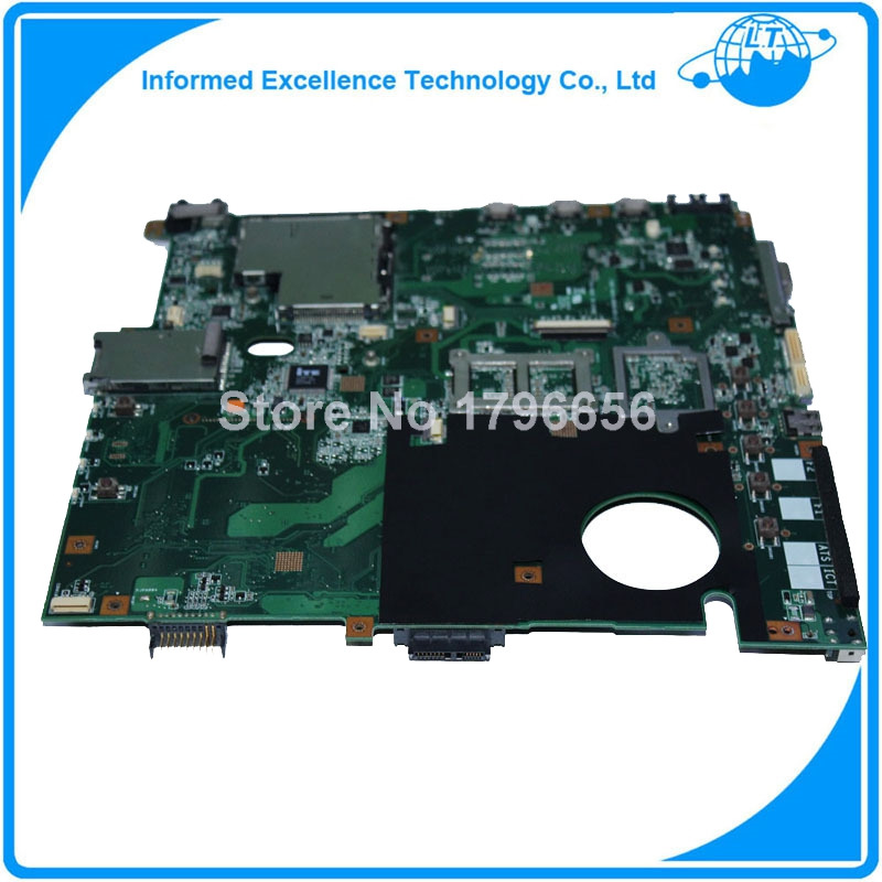 F50Z Laptop Motherboard For ASUS