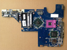 Free shipping For HP COMPAQ 605139-001 Laptop Motherboard Mainboard DA0AX3MB6C2 Fully Tested Good Condition