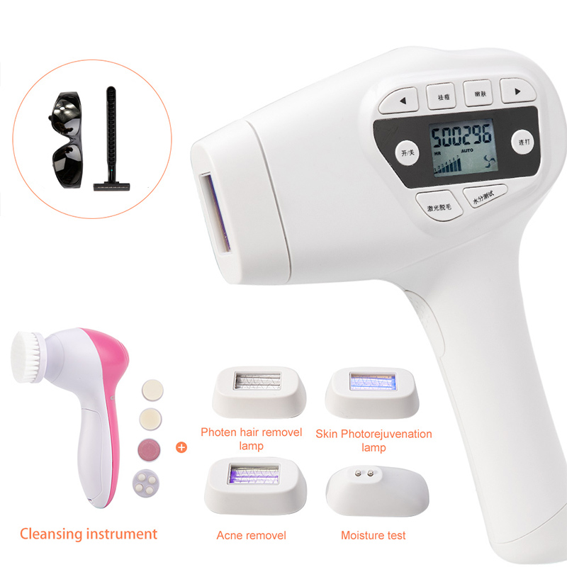 1500000 flashes IPL depilador Permanent Hair Removal Device bikini trimmer Laser Hair Remover electric epilateur visage