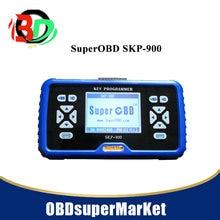 Original superobd SKP-900 portátil obd2 programador chave automática v5.0 skp900 auto programador chave
