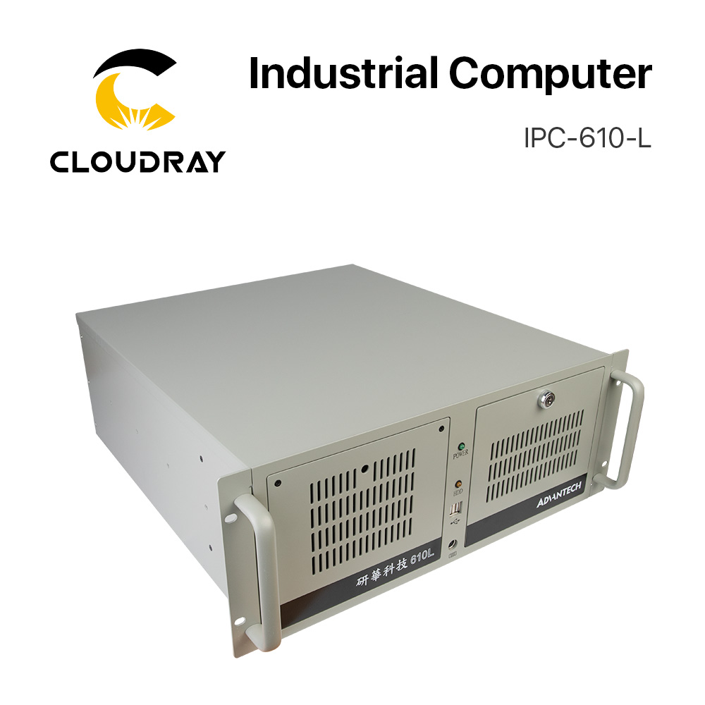 Cloudray Industrial Computer IPC-160-L With CPU Intel E7400 Super E5400 Without Display For Fiber Cutting Machine