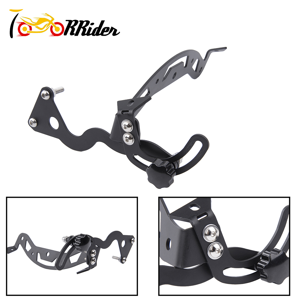 for BMW R1200GS Windshield Windscreen Steel Bracket Mounting Clamps Holder 2013 2019 R 1200 GS R1250GS
