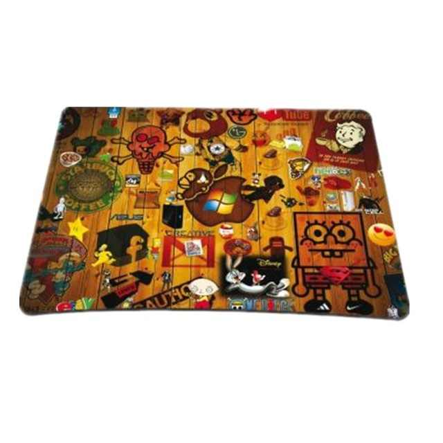 Antislip Universele SpongeBob Muismat Mat voor Laptop Computer Tablet Muizen Pad Mat Mousepad Voor Optical Mouse
