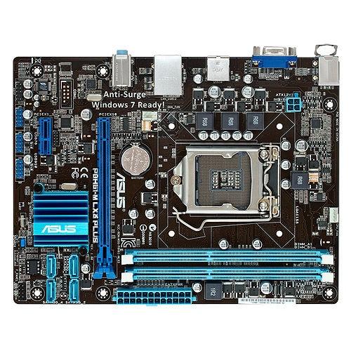 Asus P8H61-M LX3 PLUS R2.0 Desktop Motherboard H61 Socket LGA 1155 DDR3 Original Used 100% Work
