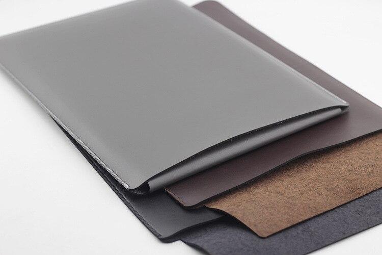 Capa de Couro de Microfibra para Chuwi Hi9 Plus Tablet Polegada Case Bolsa Protetora Magro Capa Manga pc 10.8