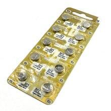 2 шт. часы Renata 371 SR920W 1,55 V с оксидом серебра увеличивают срок службы на 60