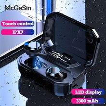 TWS 3300mAh batterie étanche