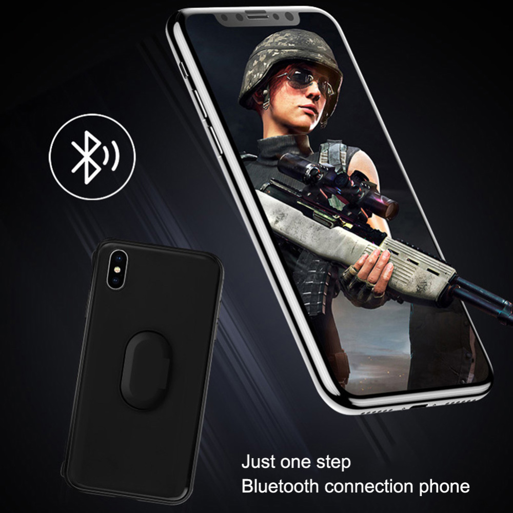Pubg Game Gamepad Trigger Controller Mobile Case for IPhone X XS 7 8 6 6S Plus Phone Gaming Free Fire L1 R1 Joystick Accessories in Replacement Parts Accessories from Consumer Electronics