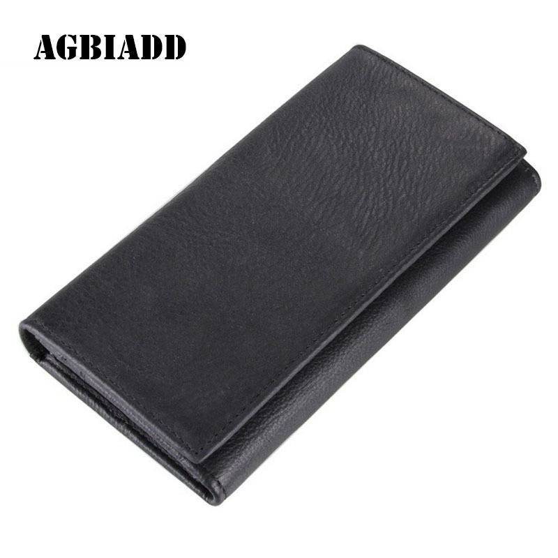 Fashion Multifunctional Men's Leather Wallet Clutch Handbag Long Wallet Casual Men Clutch Bag Purse Card Holder For Man 302 casual weaving design card holder handbag hasp wallet for women