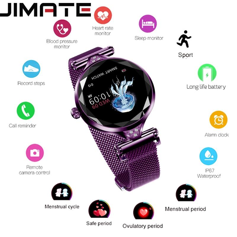 Women Smart Wrstband Heart Rate Monitor Fitness Tracker Smart Bracelet Intelligent Pedometer With Blood Pressure For