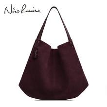 Sac Hobos en cuir véritable pour femmes, nouvelle collection de sacs Hobos de styliste, grands sacs de loisirs à bandoulière, couleur unie voyage, sac à main décontracté