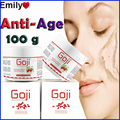 Goji Face Cream Hydrating Whitening Day Creams Acne Anti Aging Wrinkle Collagen Whitening Facial Cream Brighten Skin Care 100g